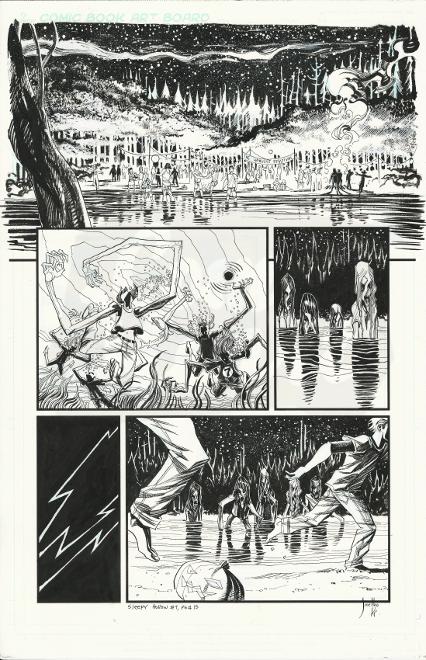 Sleepy Hollow #1, Page 15