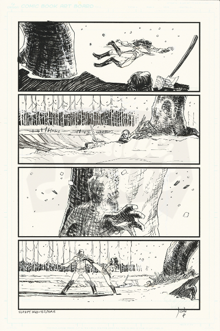 Sleepy Hollow #2, Page 15