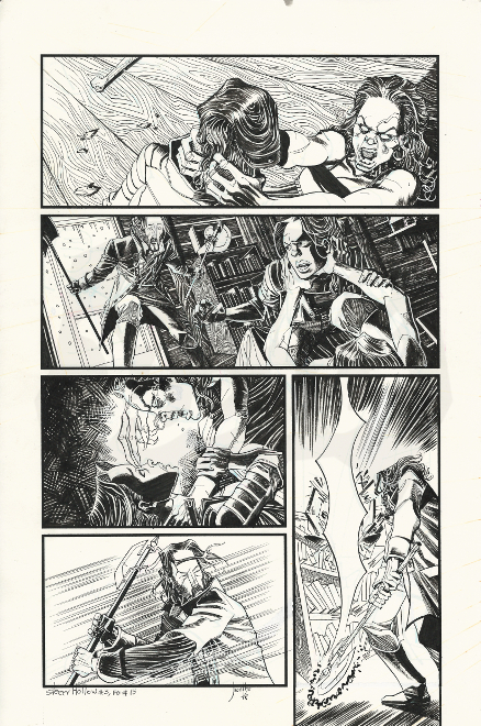 Sleepy Hollow #3, Page 15