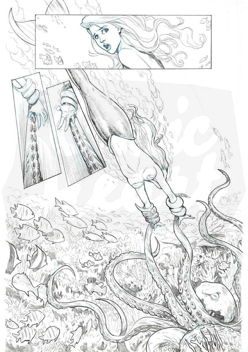 The Little Mermaid #1, Page 5