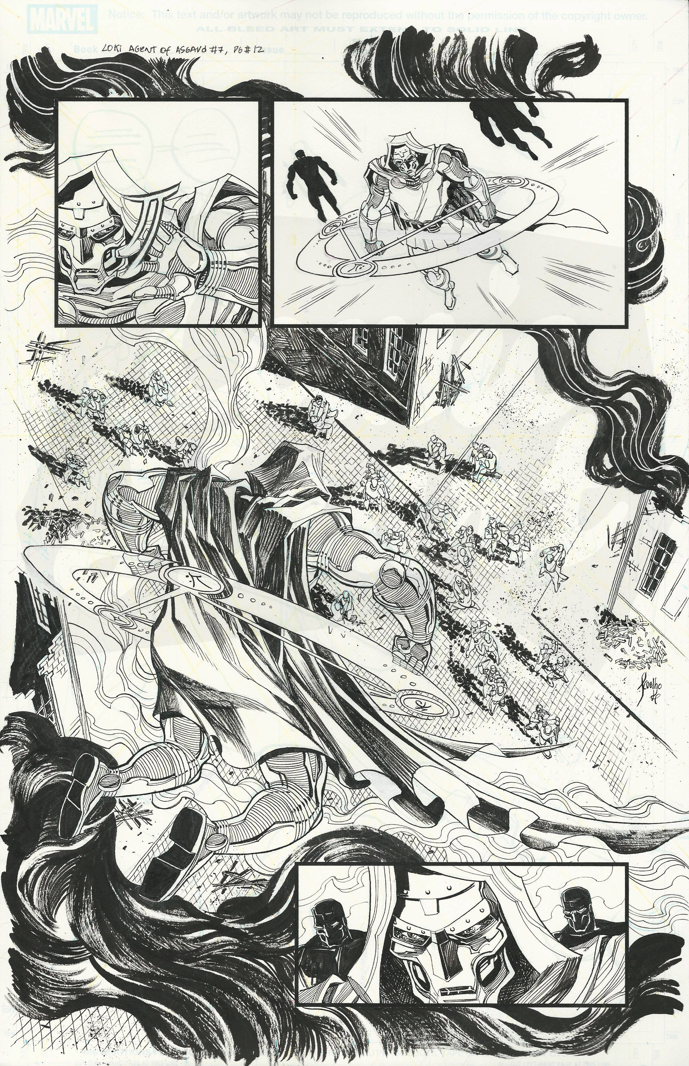 Loki: Agent of Asgard #7, Page 12