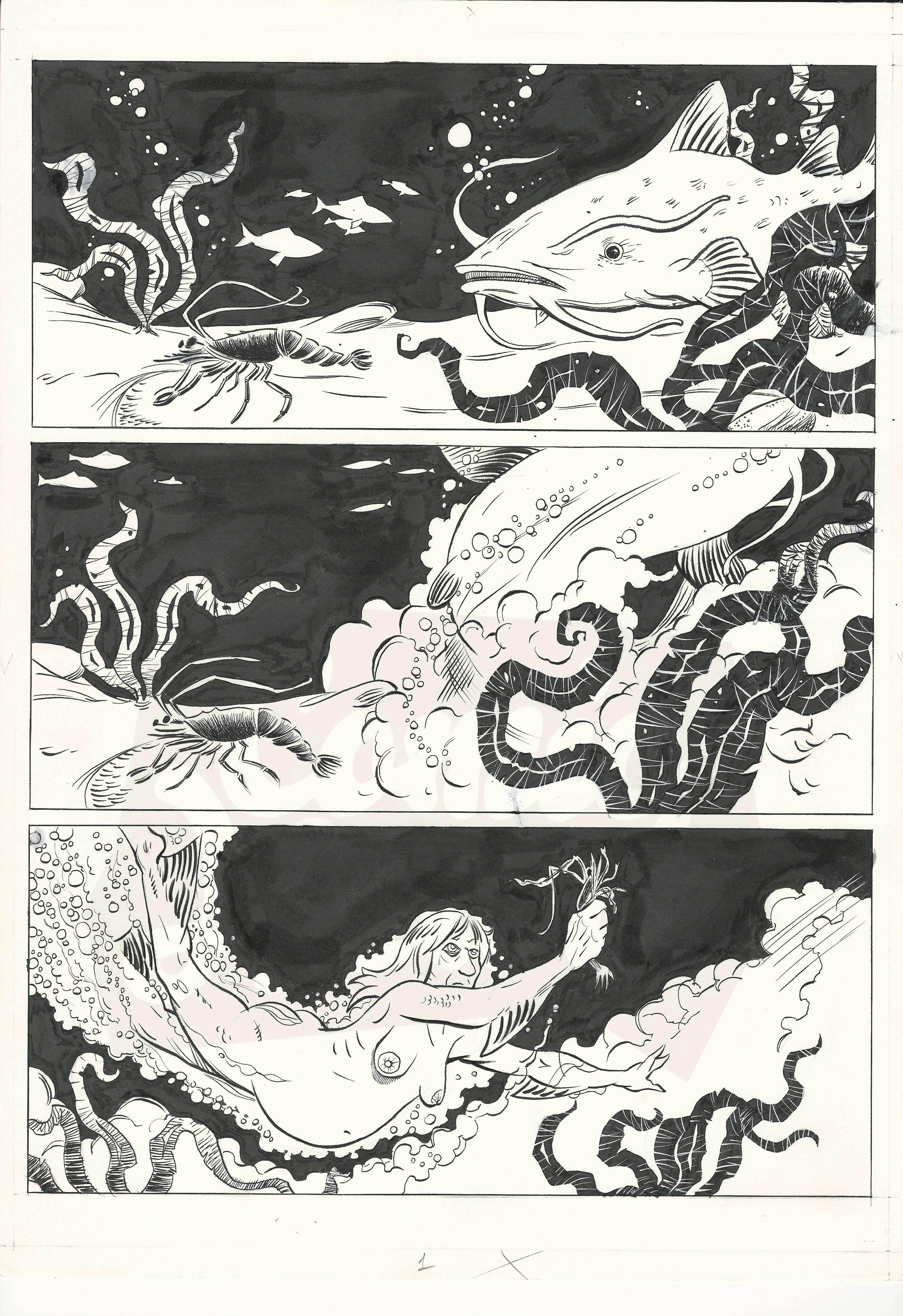 Mucha, Page 1