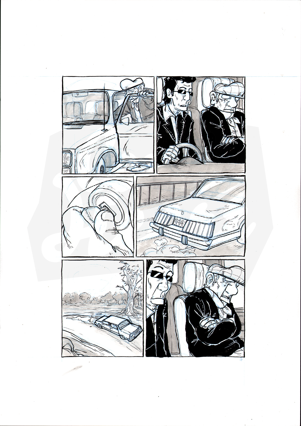 Living Will #3, Page 7