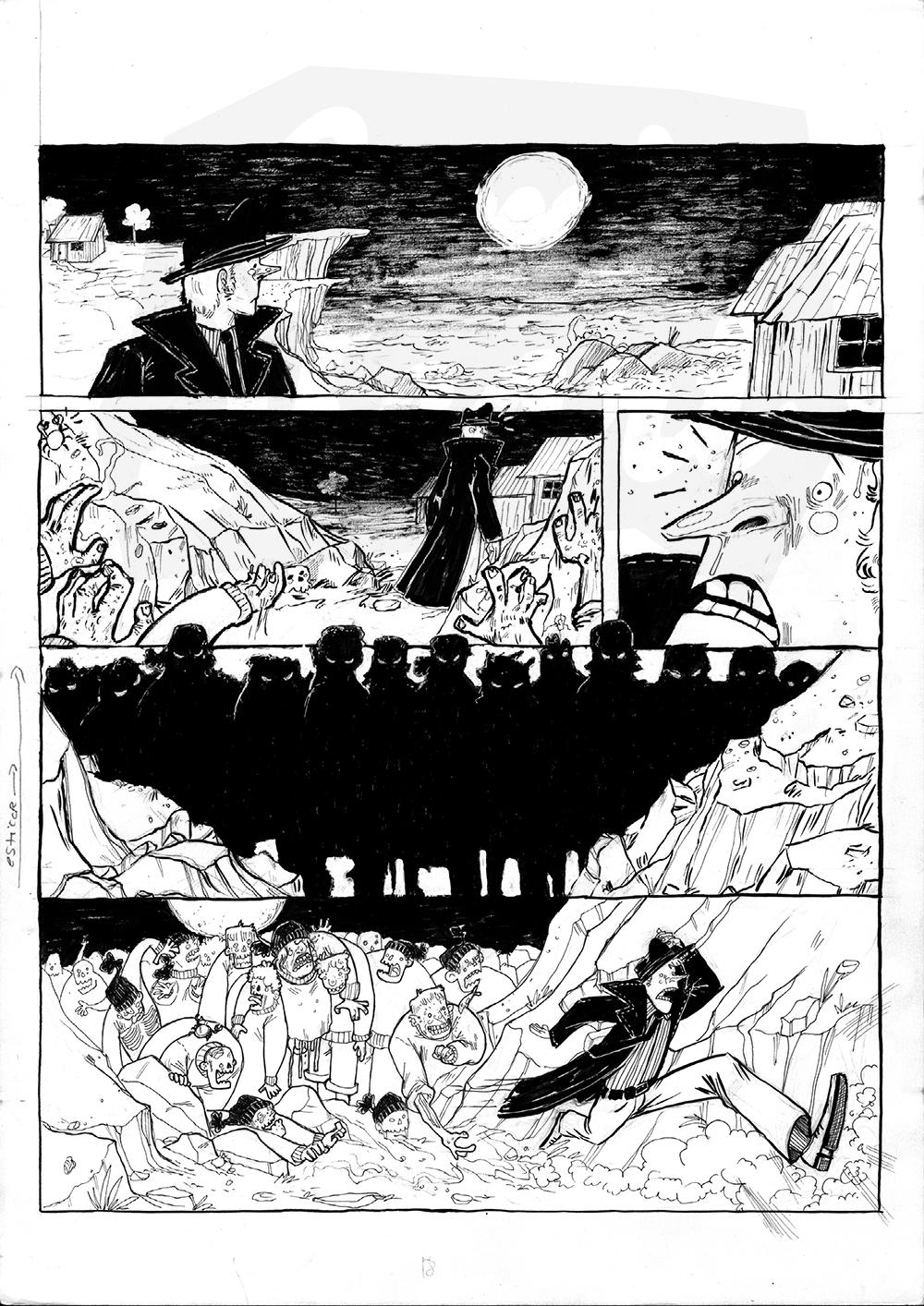O Baile, Page 18