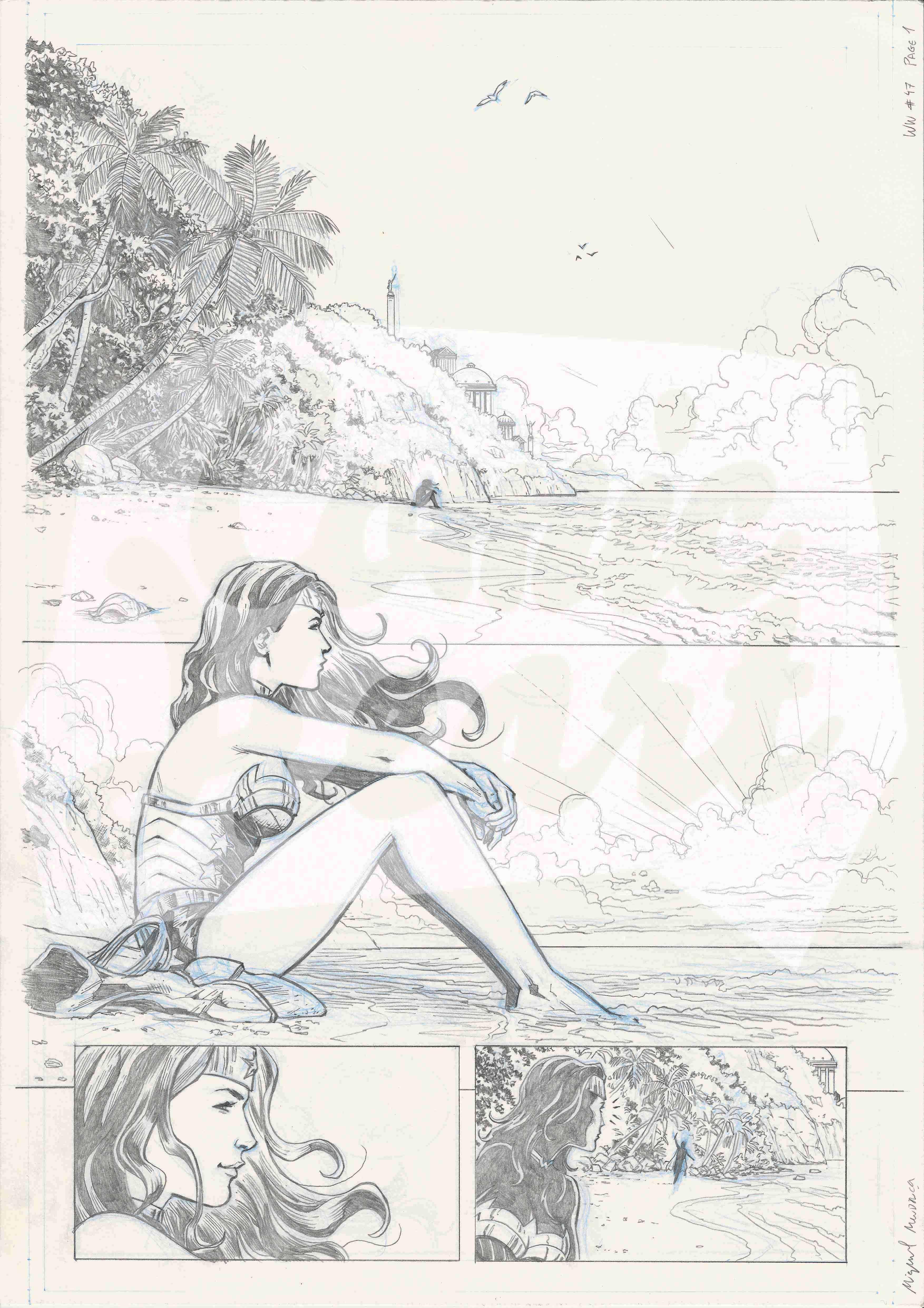 Wonder Woman #47 (Page 1)