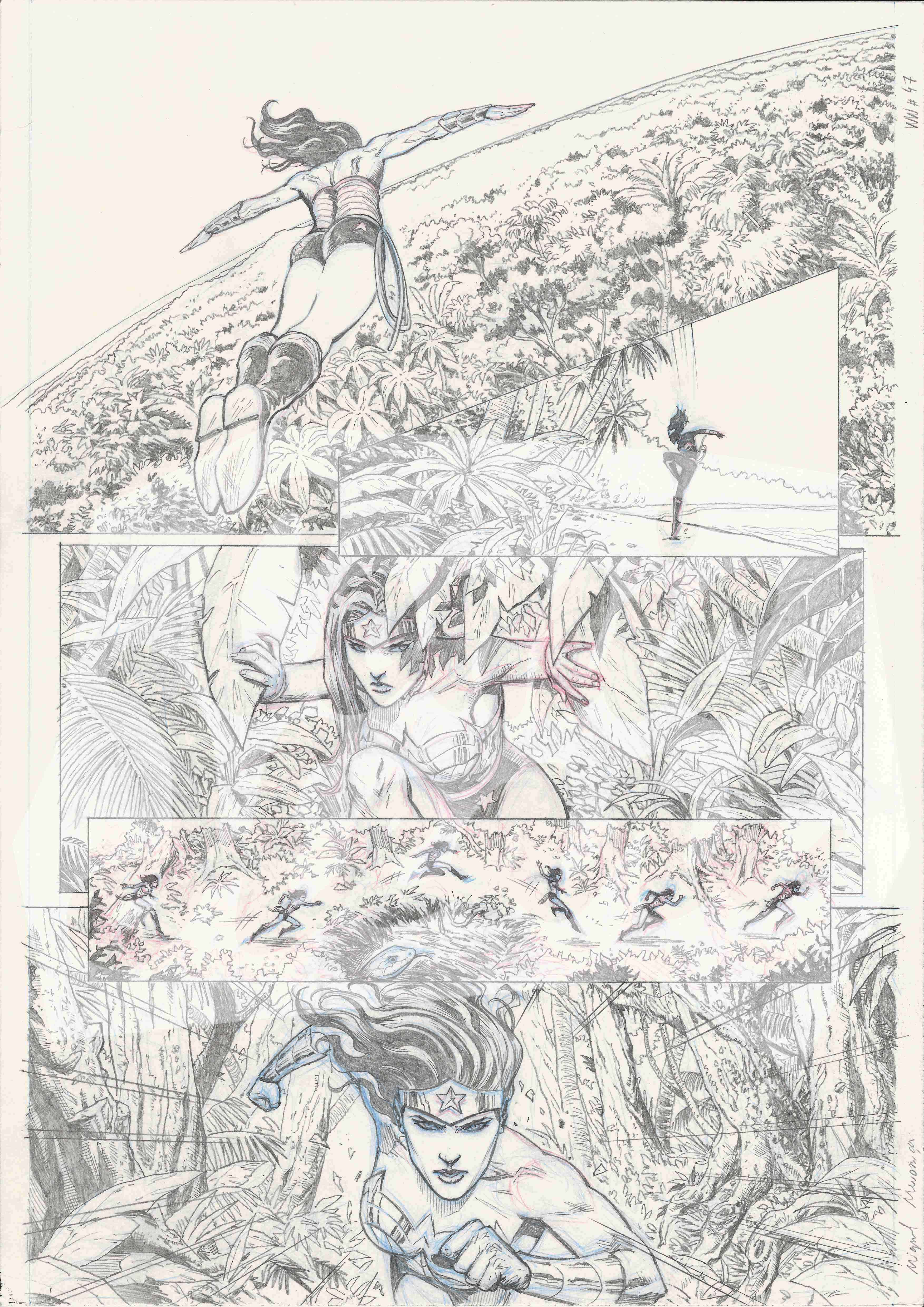 Wonder Woman #47 (page 6)