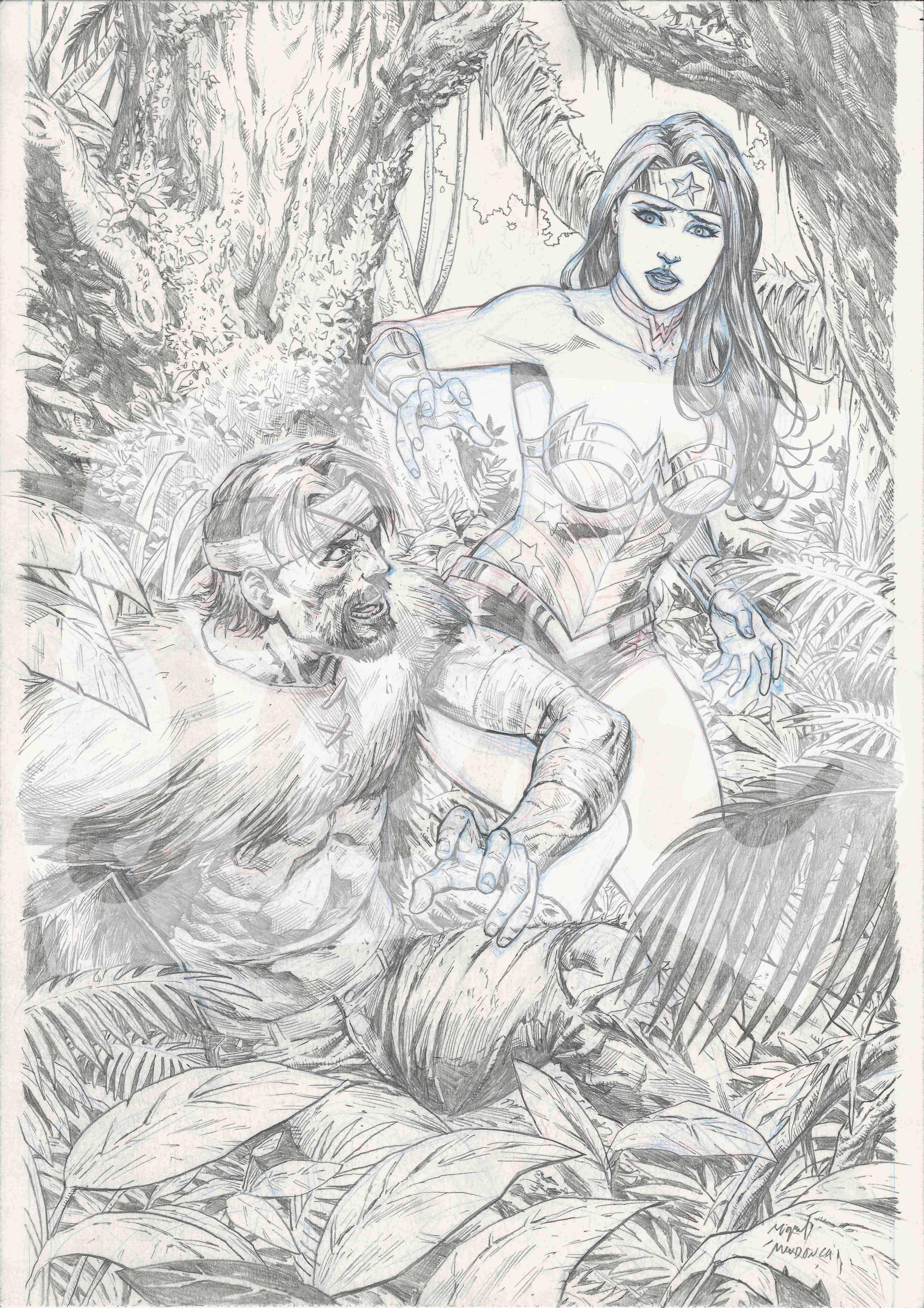 Wonder Woman #47 (page 8)