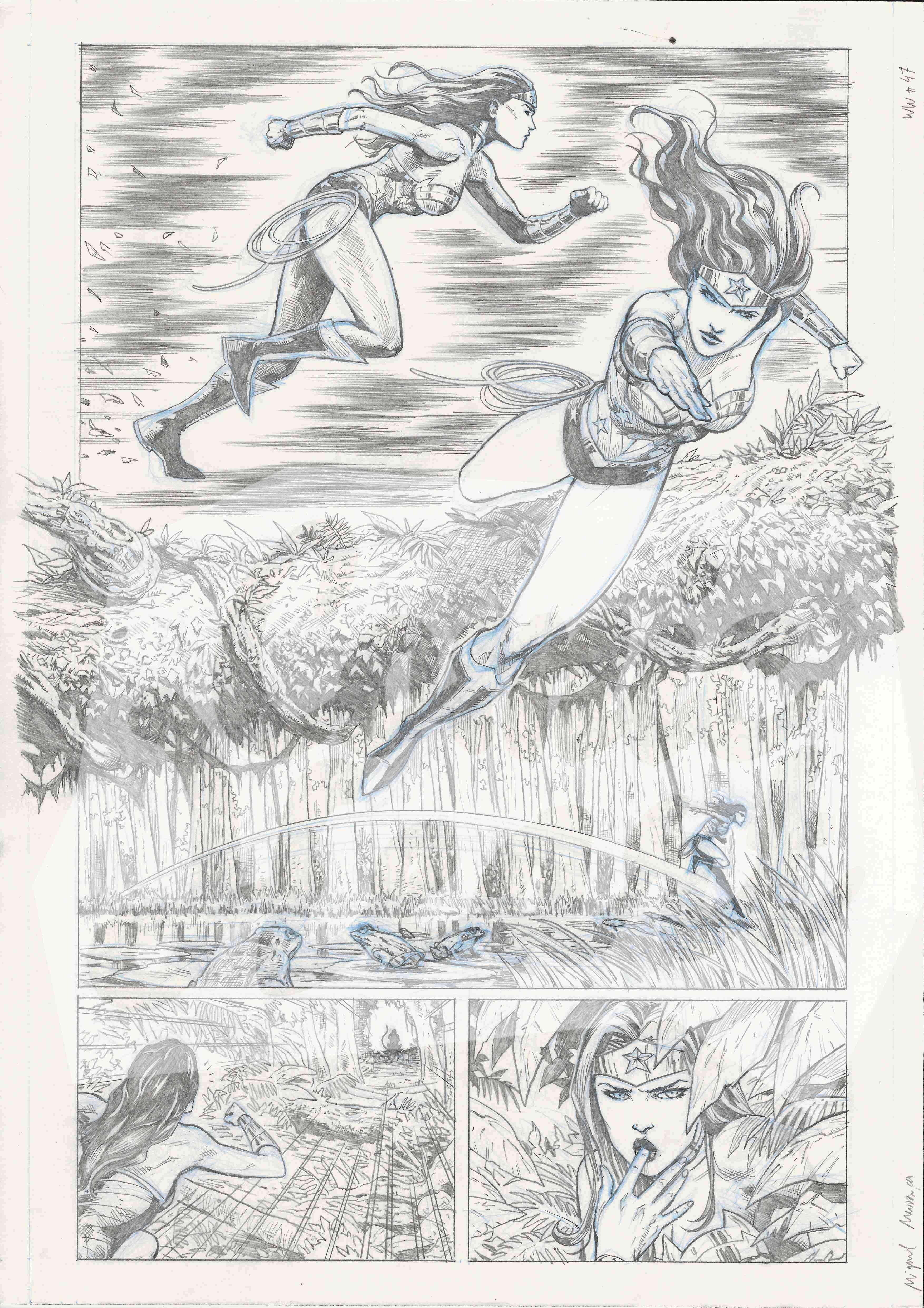 Wonder Woman #47 (page 12)