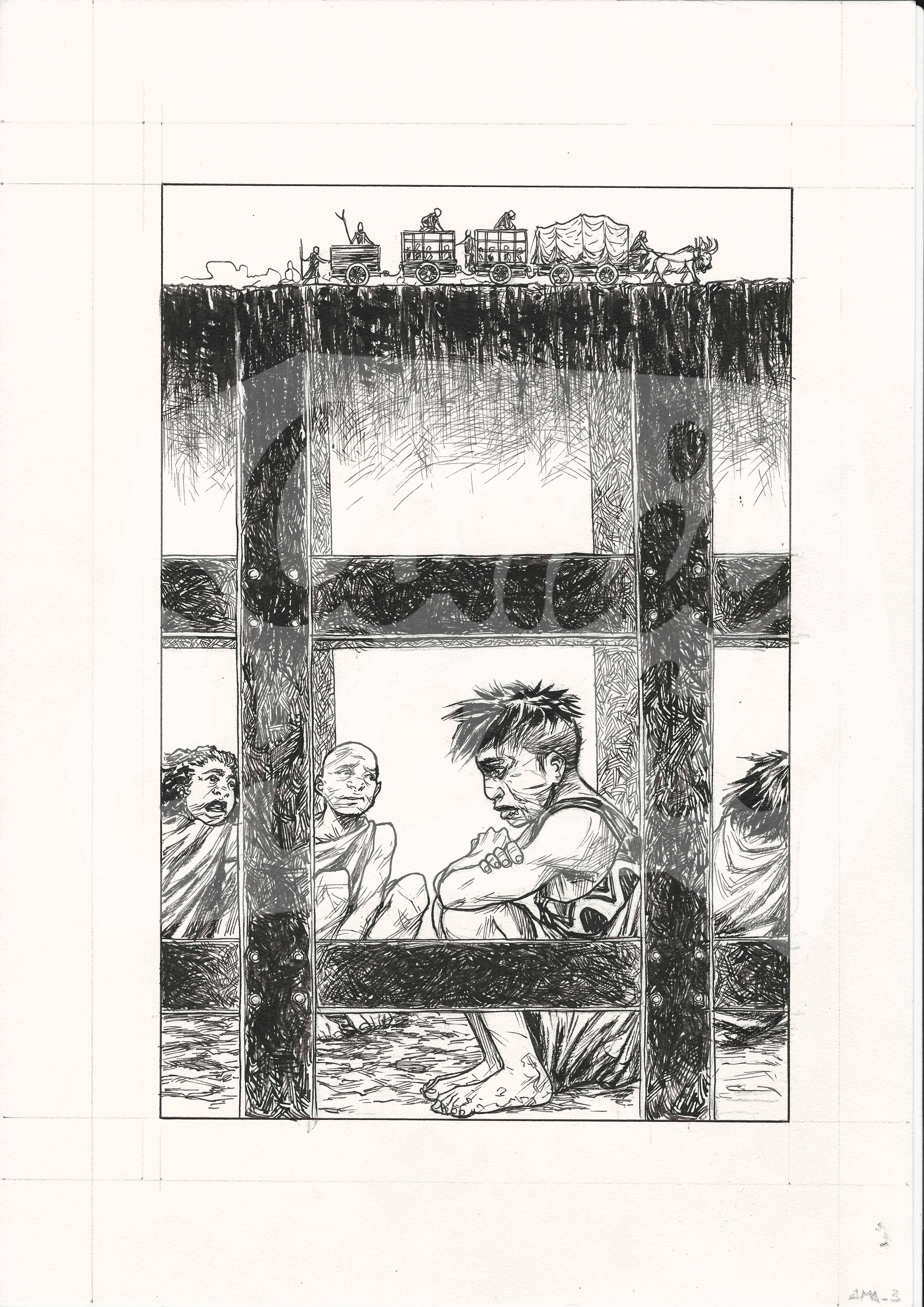 Amazzoni - Storie de la Progenitrice (Page 3)