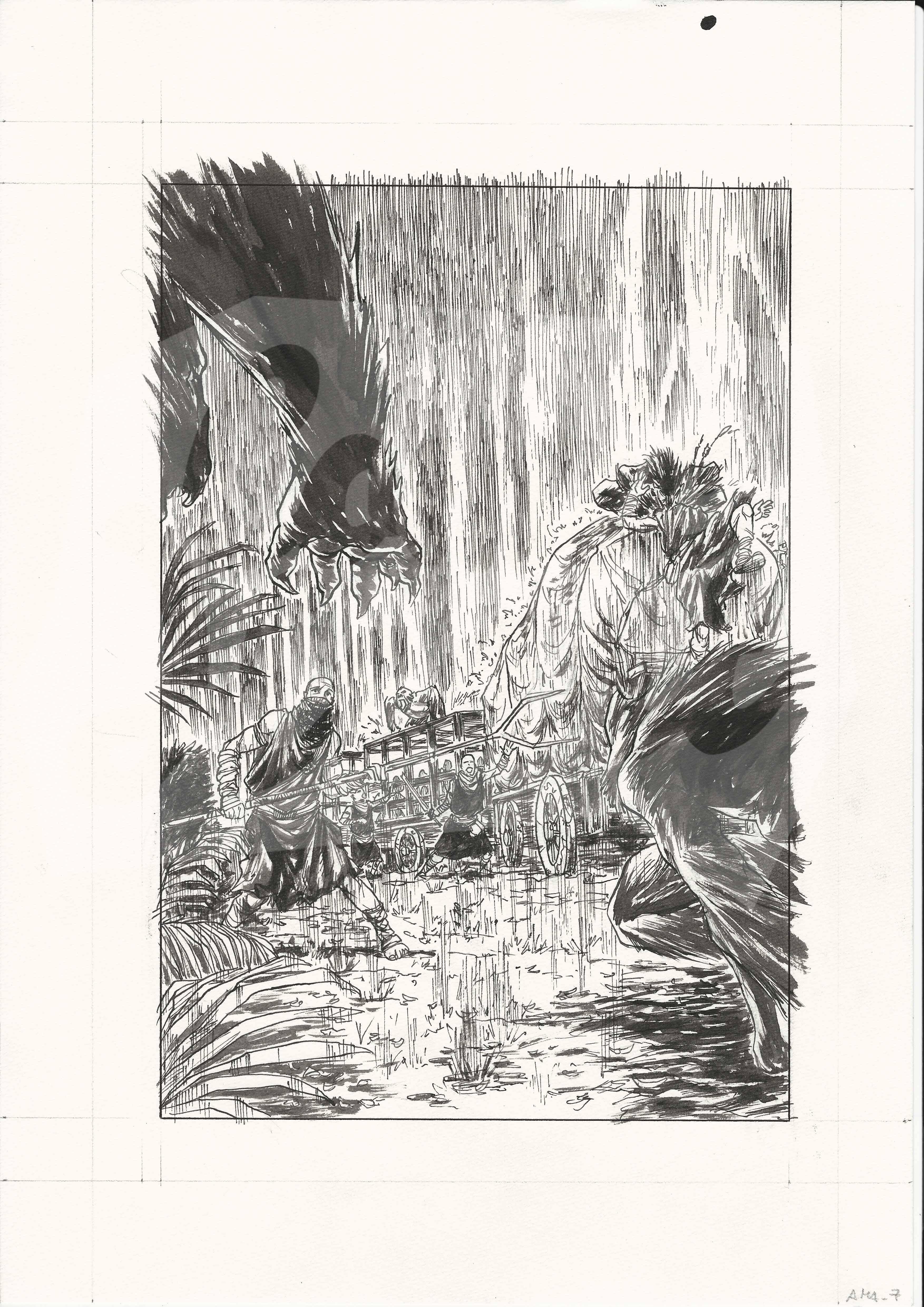 Amazzoni - Storie de la Progenitrice (Page 7)