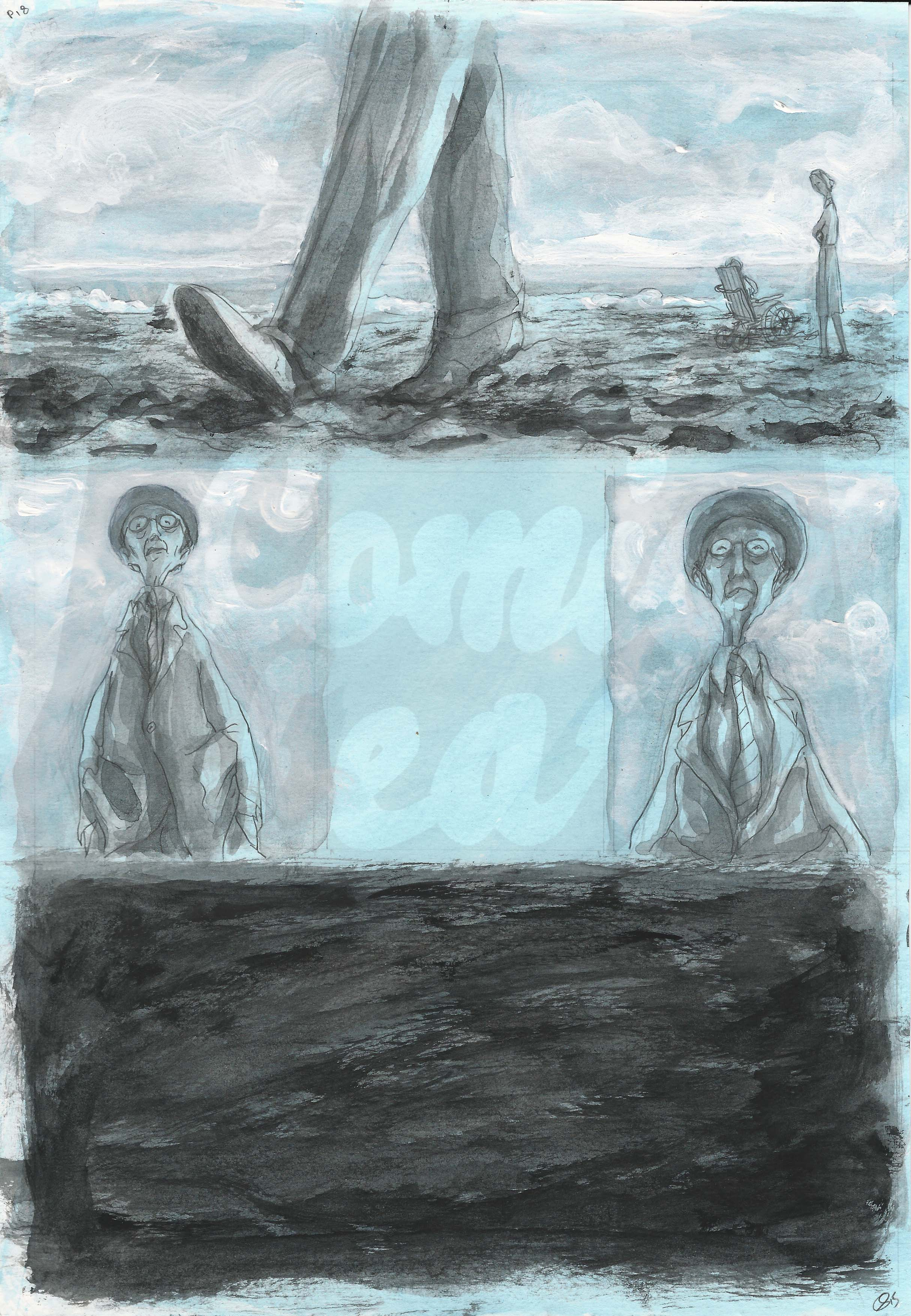 O Poema Morre (Page 18)