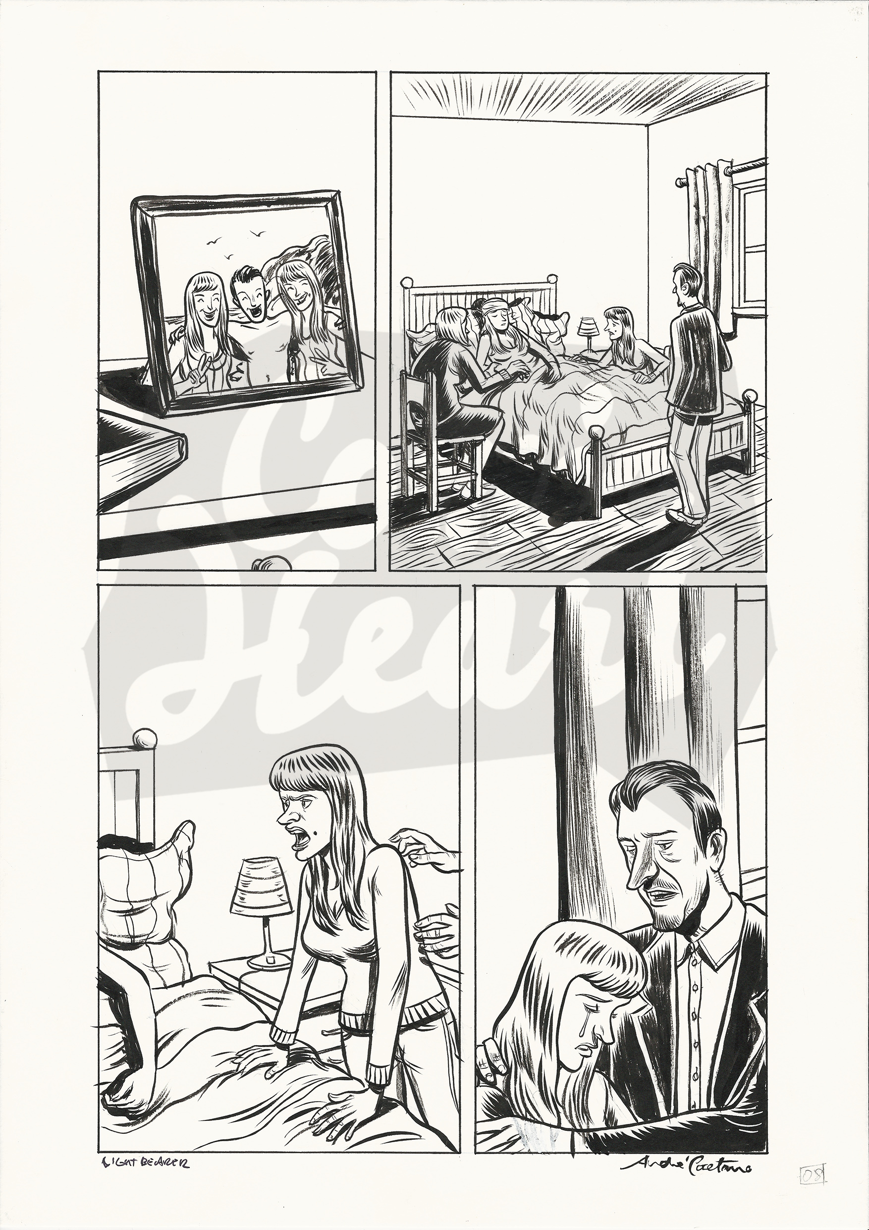 Lightbearer (Page 8)