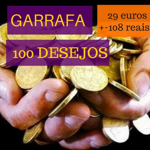 Curso - Garrafa dos 100 Desejos