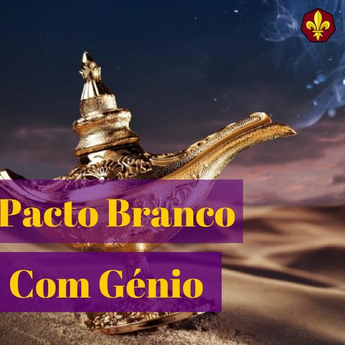CURSO - COM OBTER UM GÉNIO PARA REALIZAR DESEJOS DE RIQUEZA