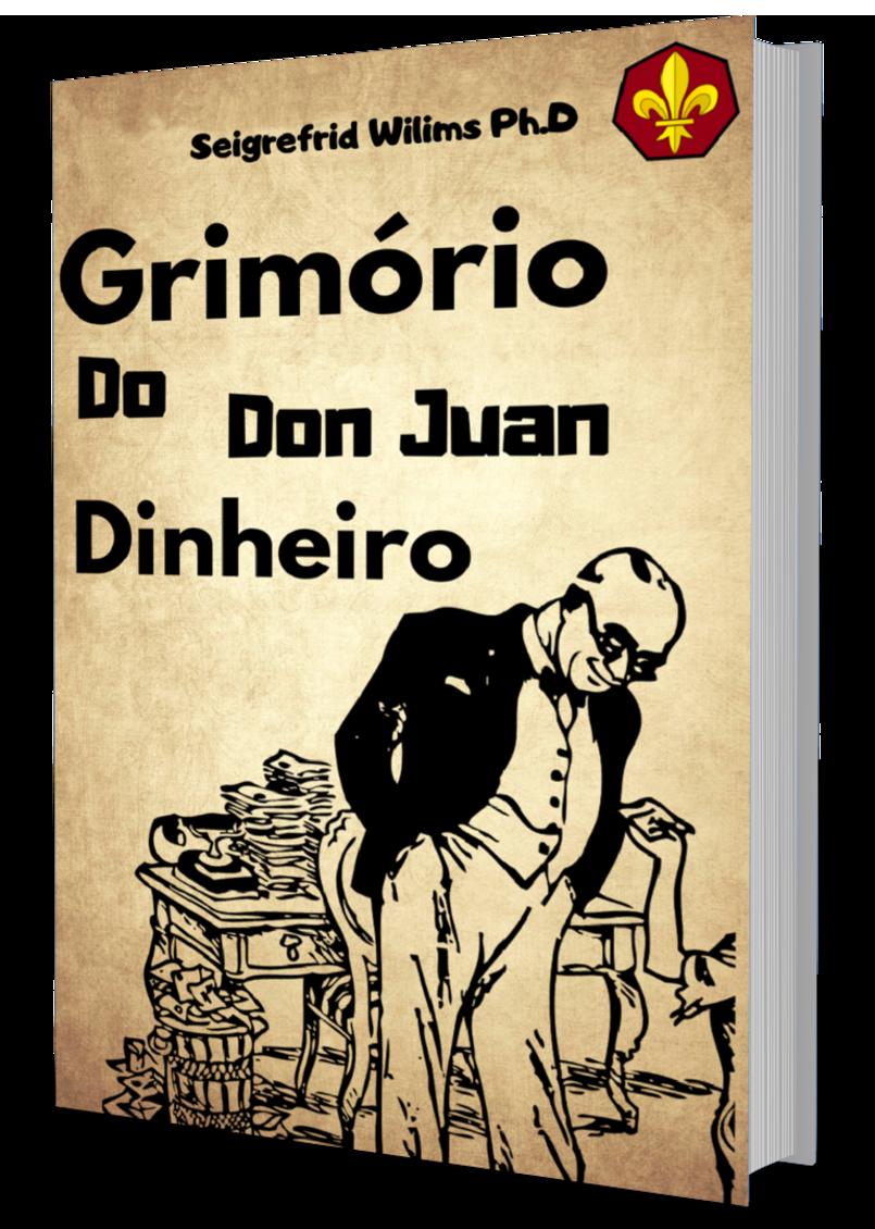 Grimório de Don Juan do Dinheiro 2.0