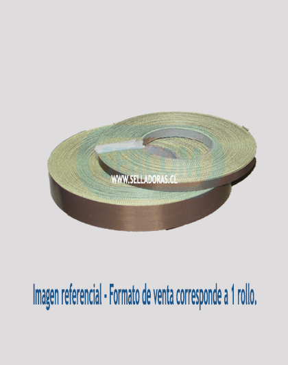 ROLLO TEFLON ADHESIVO ESTANDAR (40 MM)