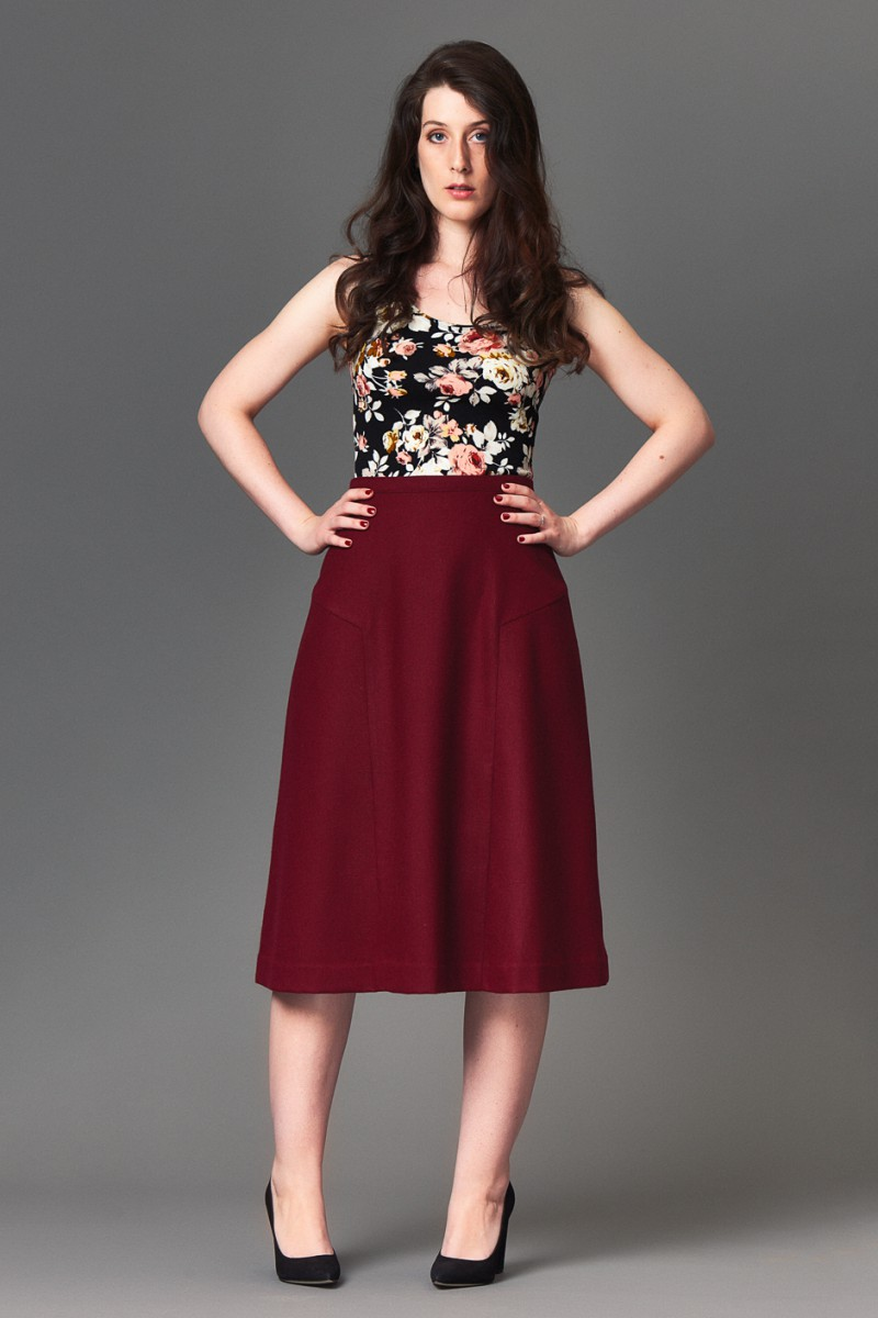 Deer and Doe Azara Skirt