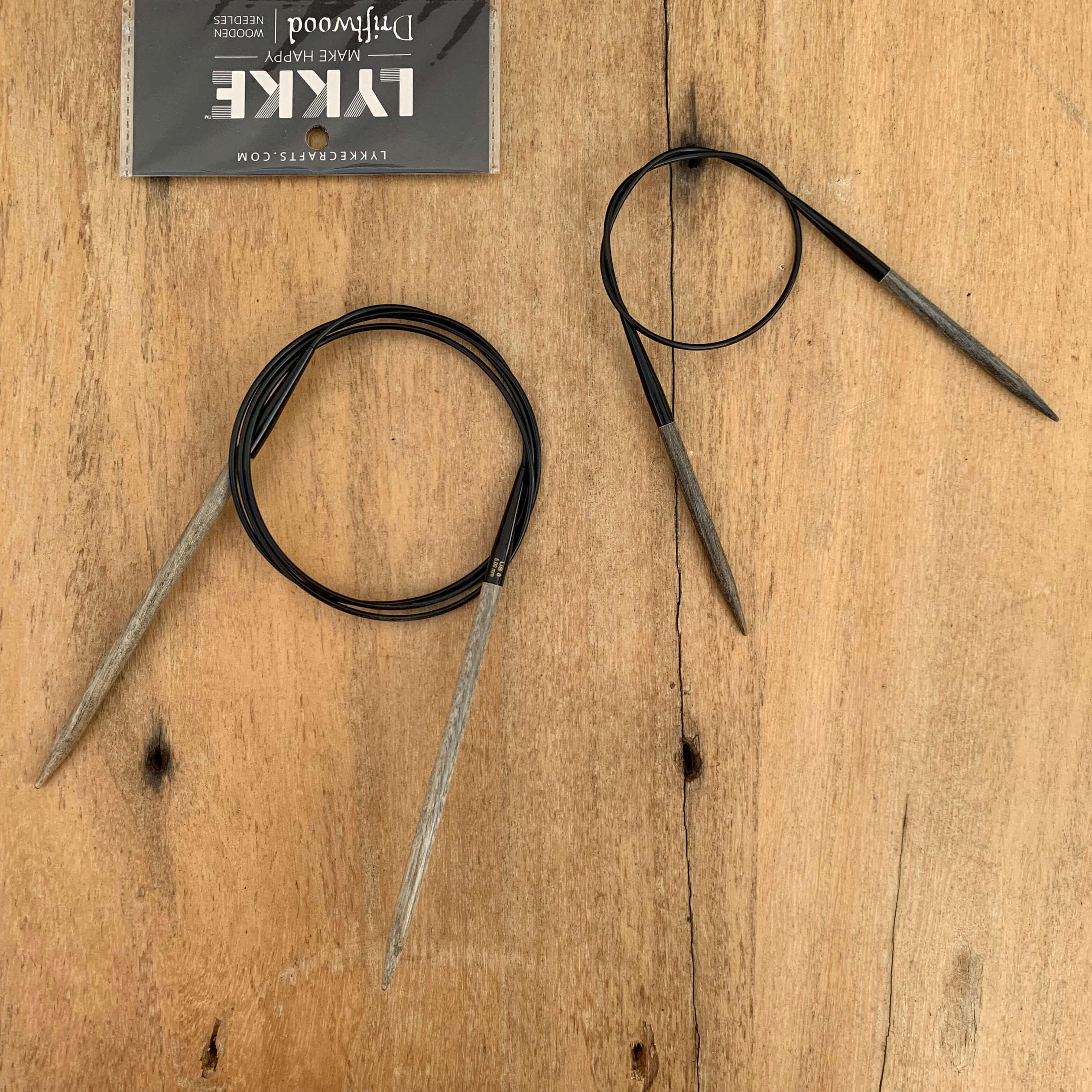 Lykke Circular Knitting Needles
