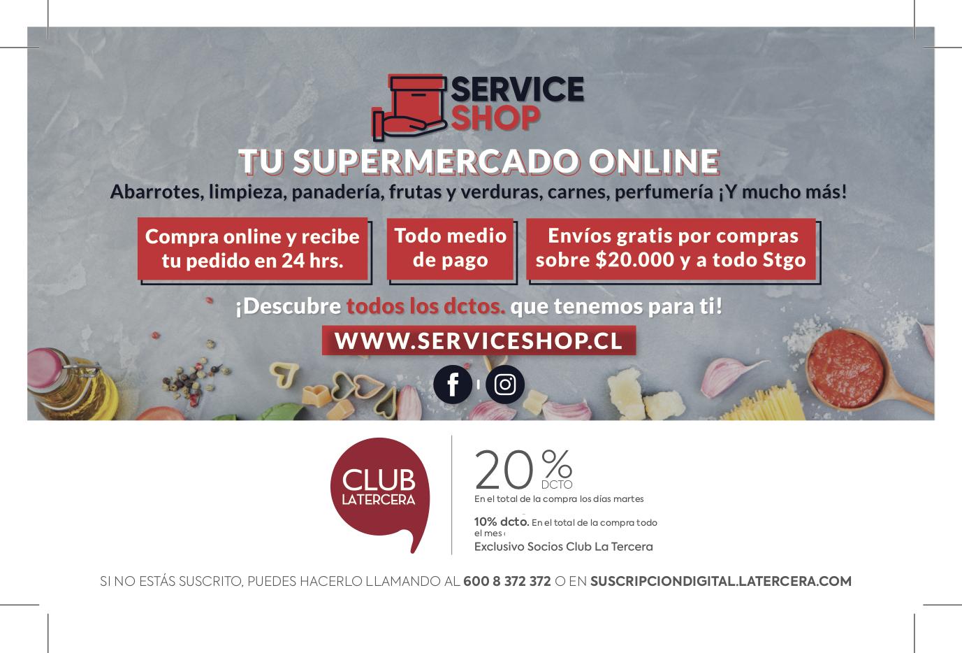 Beneficios Club La Tercera