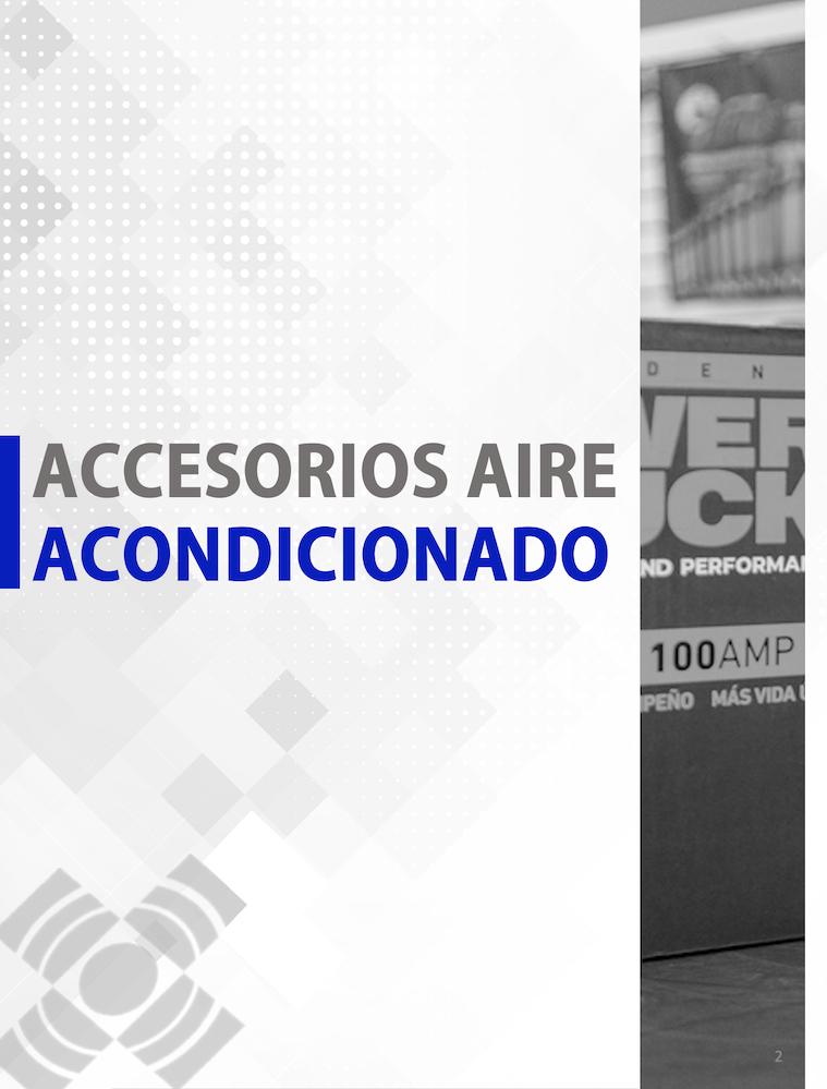 ACCESORIOS A/C