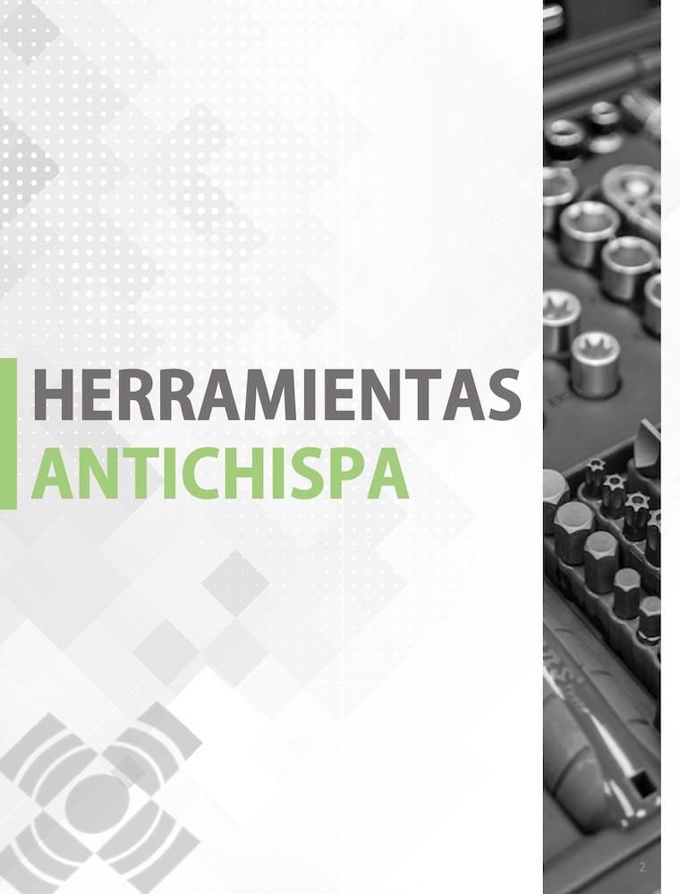 HERRAMIENTAS ANTICHISPA