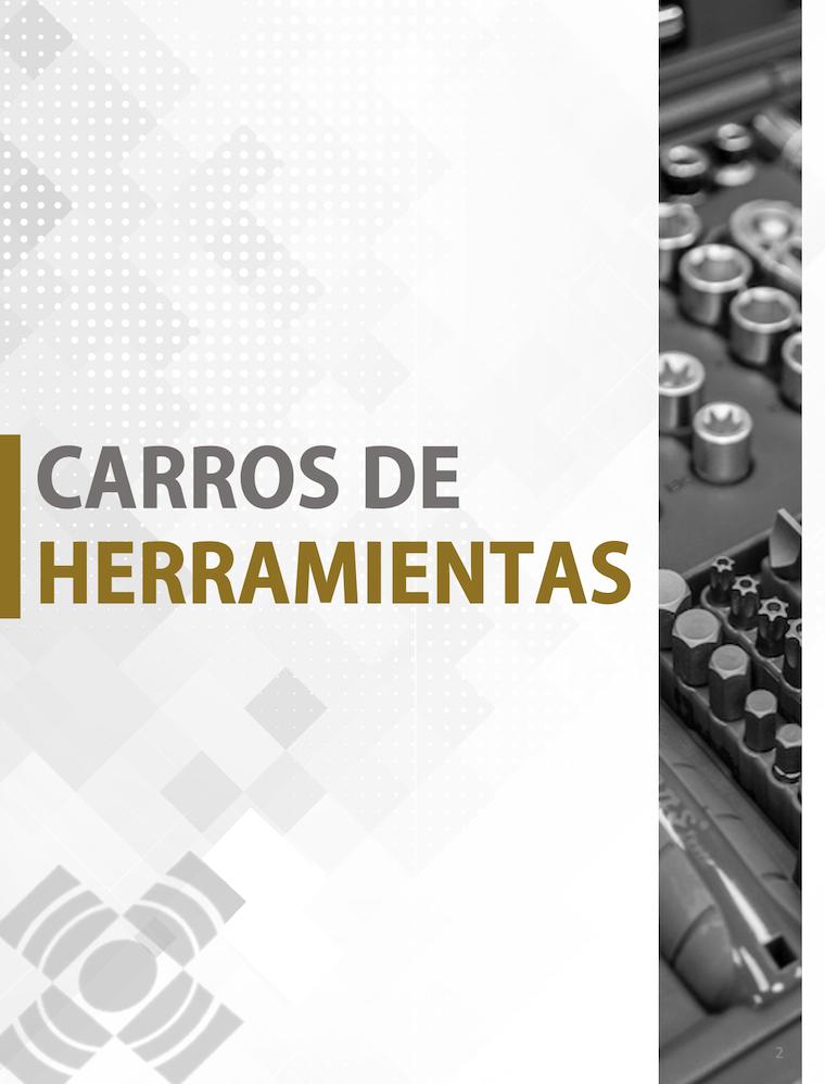 CARROS DE HERRAMIENTAS