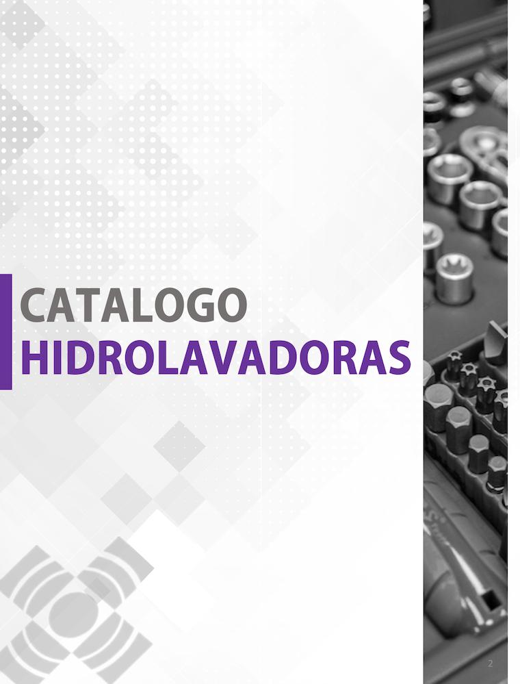 HIDROLAVADORAS