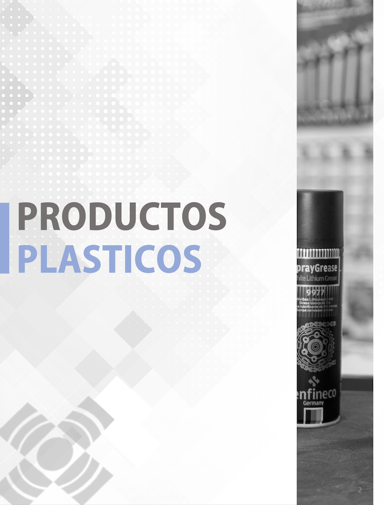 PRODUCTOS PLASTICOS