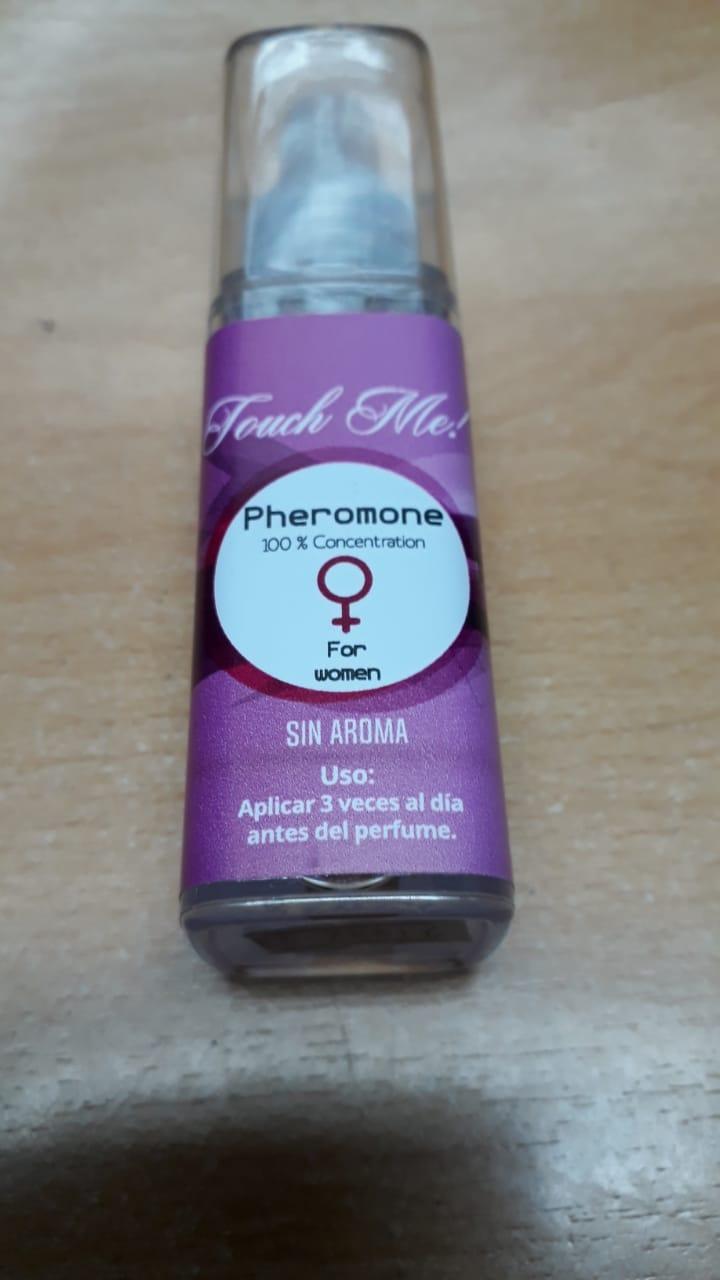 FEROMONA FEMENINA SIN AROMA