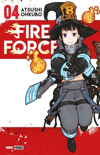 Fire Force #04