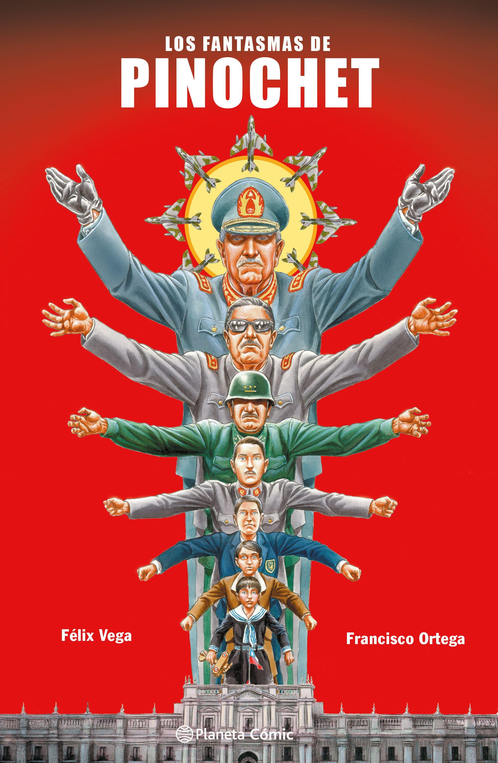 Los Fantasmas de Pinochet