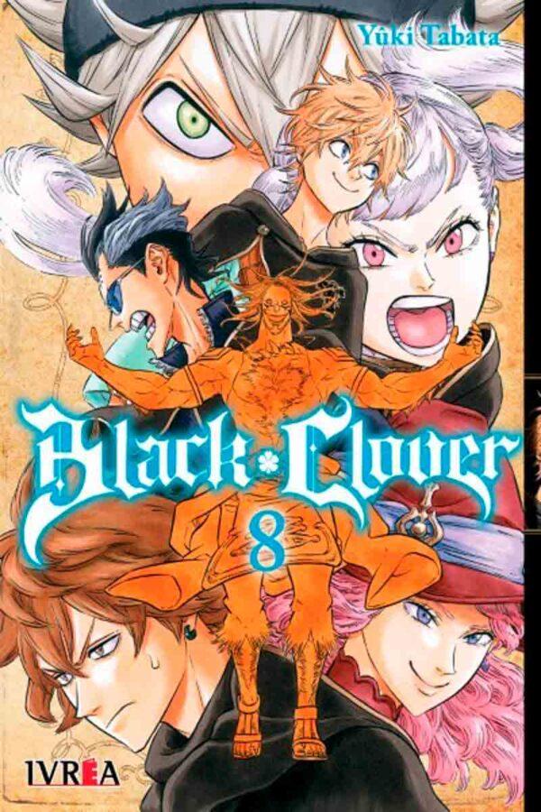 Black Clover #8