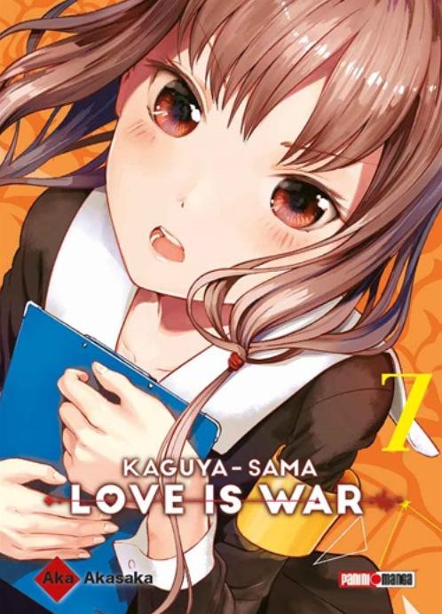 Kaguya-sama: Love is War #07