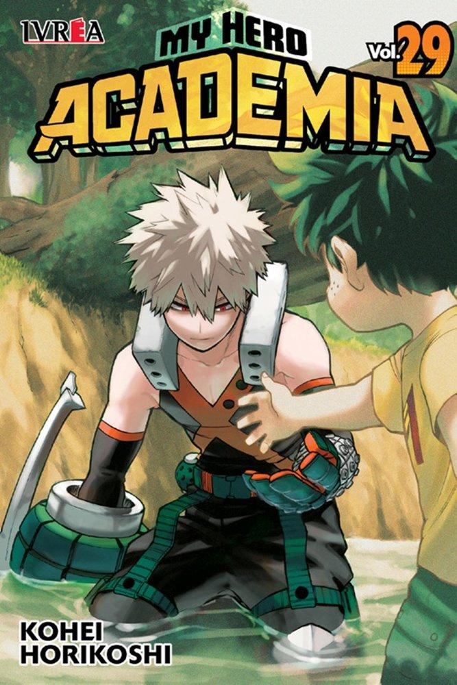 My Hero Academia #29