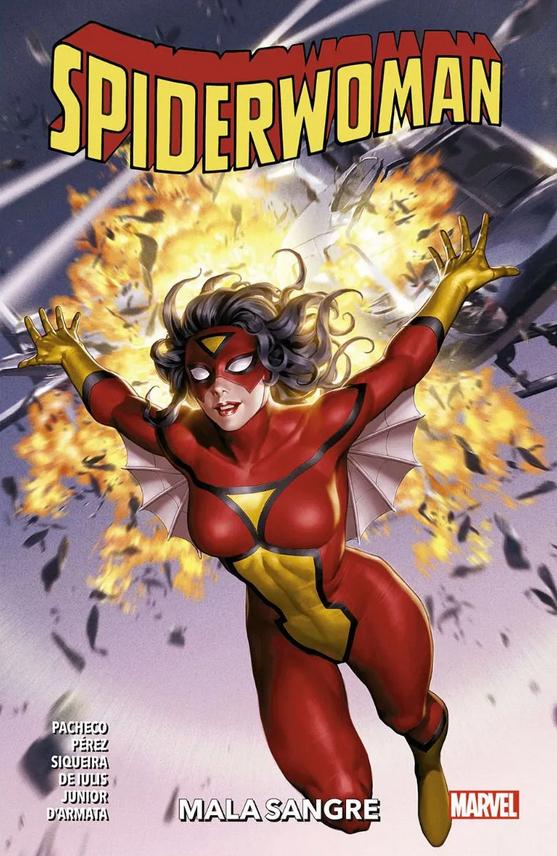Spiderwoman #1: Mala sangre