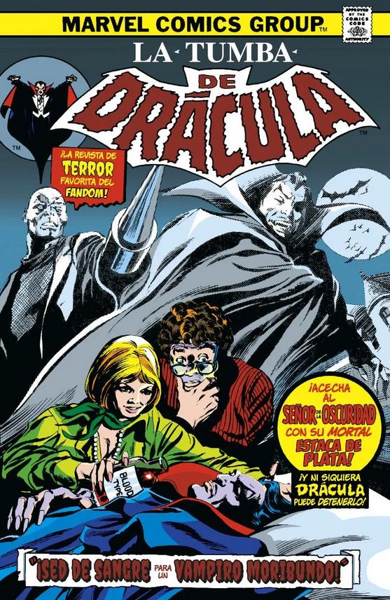 Biblioteca Drácula. La Tumba de Drácula 6 de 10 ¡La muerte de Drácula!