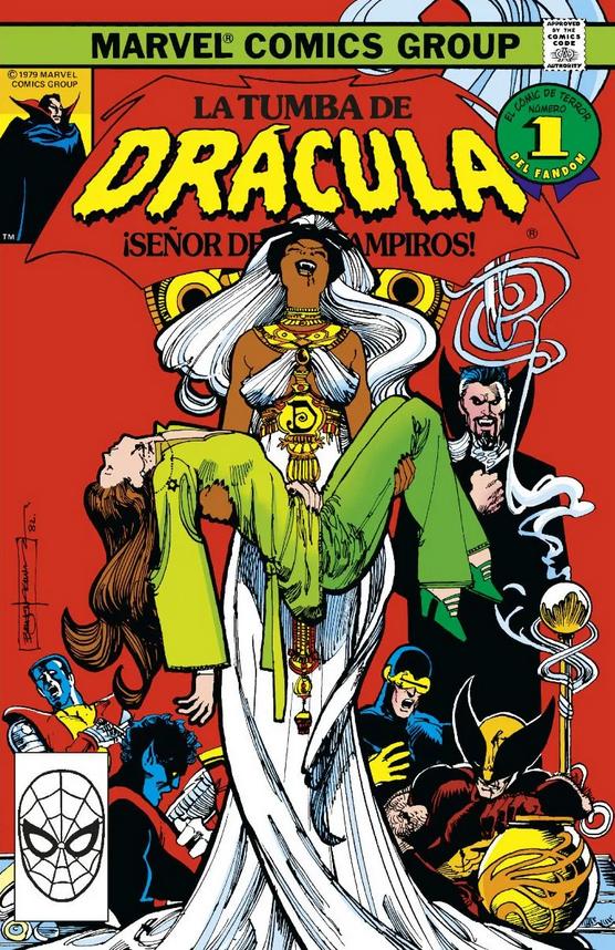 Biblioteca Drácula. La Tumba de Drácula 10 de 10 ¡Hijos de la noche!