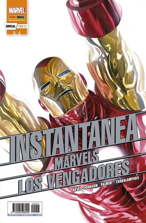 Instantánea Marvels: Los Vengadores