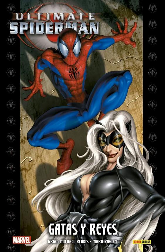 Ultimate Integral. Ultimate Spiderman 6 Gatas y Reyes