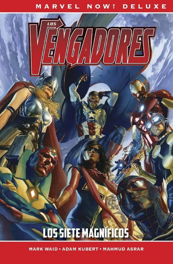 Marvel Now! Deluxe. Los Vengadores de Mark Waid #1: Los Siete Magníficos