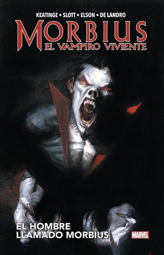 Marvel Omnibus. Morbius: El Vampiro Viviente - El hombre llamado Morbius