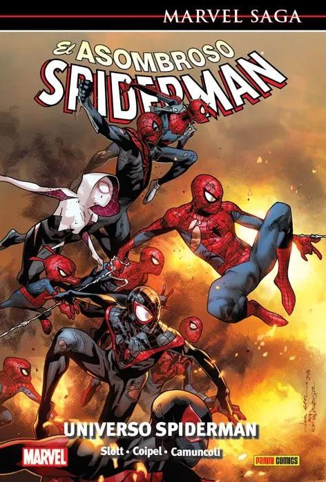 Marvel Saga. El Asombroso Spiderman #48: Universo Spiderman