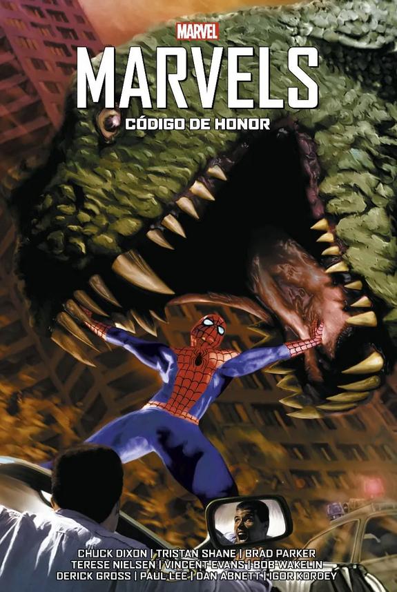 Colección Marvels. Código de Honor