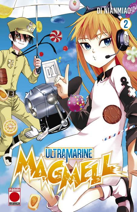 Ultramarine Magmell #2