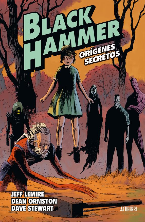 Black Hammer #1 - Orígenes secretos