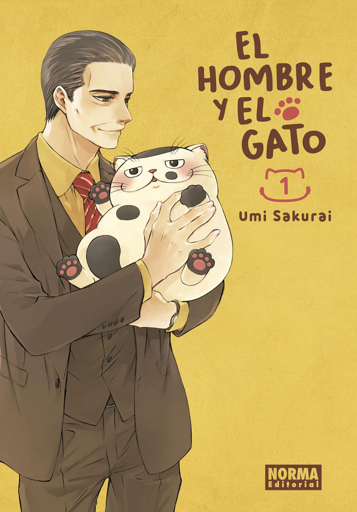 EL HOMBRE Y EL GATO #1 (Ed. limitada)