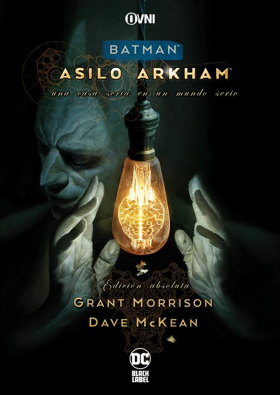 BATMAN: ASILO ARKHAM EDICIÓN ABSOLUTA