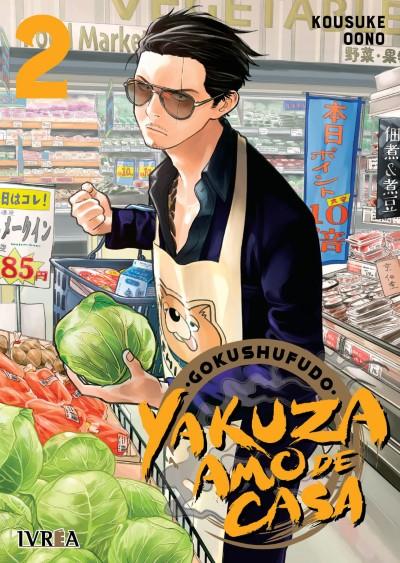 Gokushufudo: Yakuza, amo de casa #2