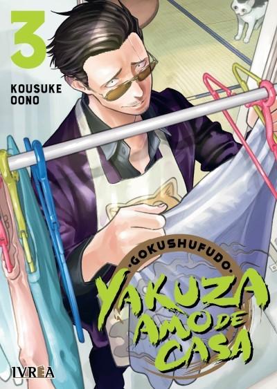 Gokushufudo: Yakuza, amo de casa #3