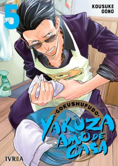 Gokushufudo: Yakuza, amo de casa #5